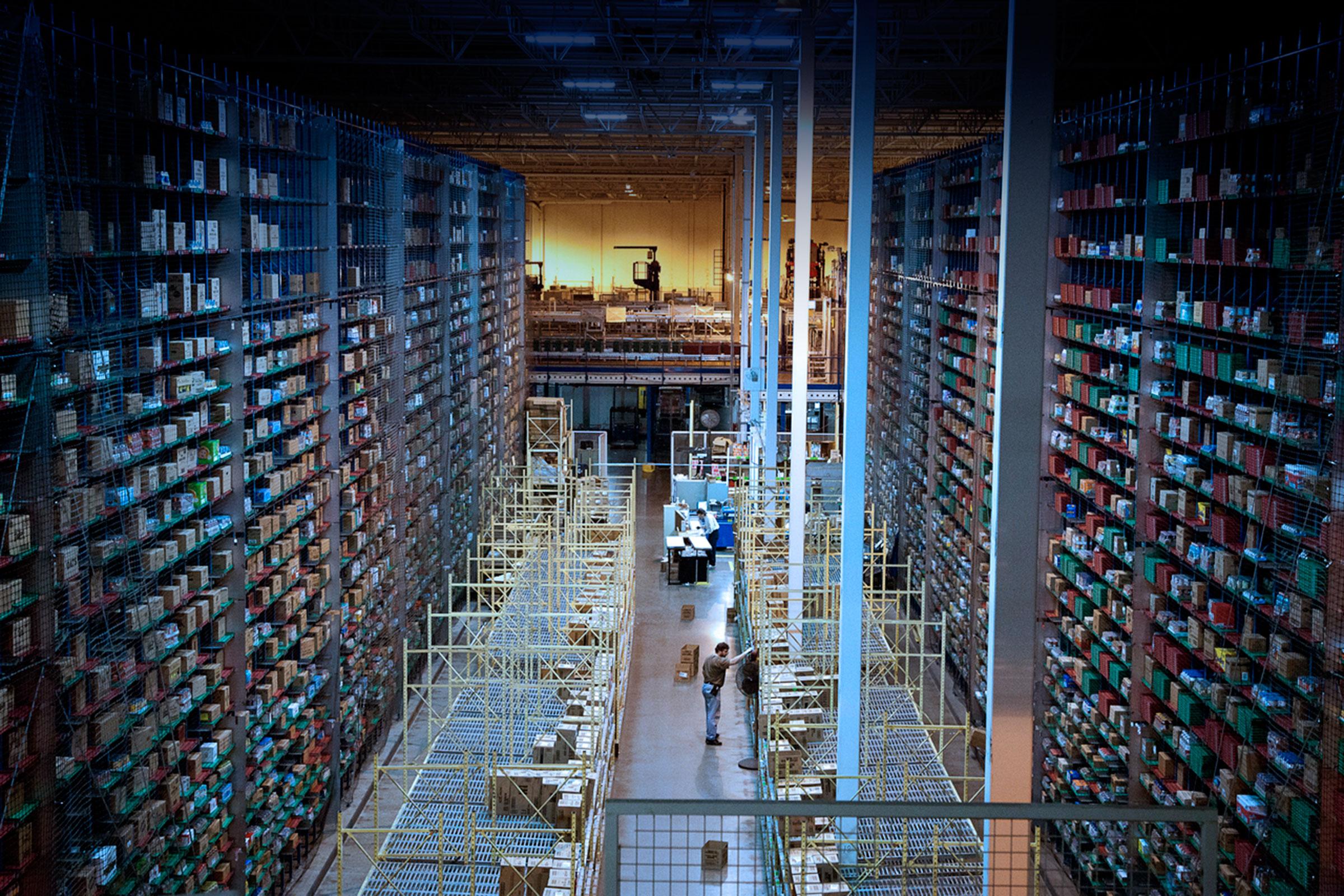 Warehouse Slotting Software