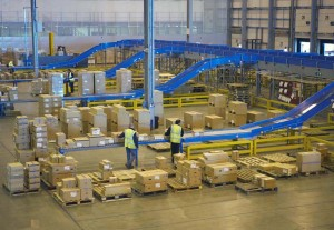Royal_4_WISE_WMS_conveyer_system