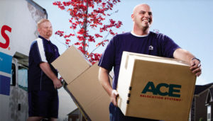 Ace Relocation Services Moving Boxes