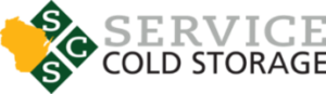 Service Cold Storage Logo