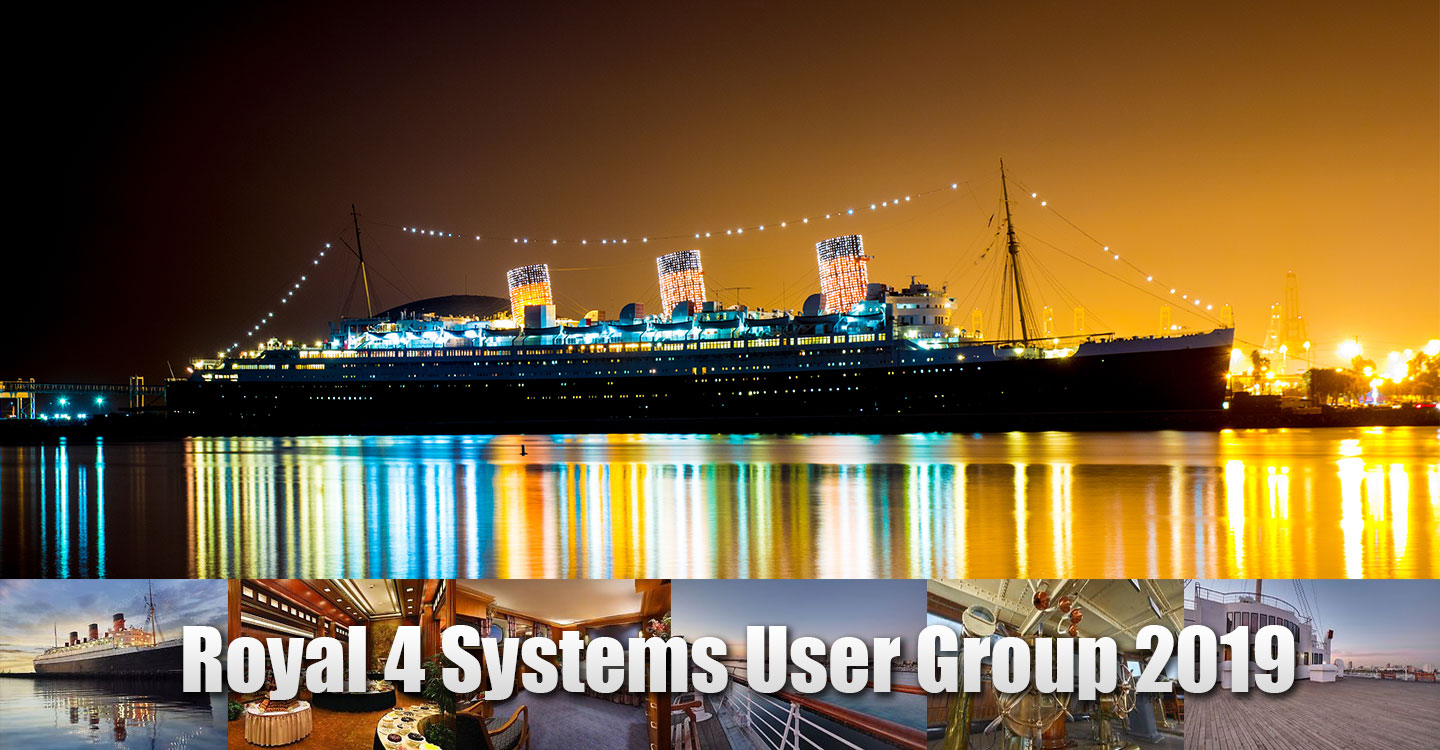 Royal 4 WMS User Group