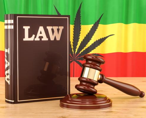 Cannabisforskrifter og samsvar