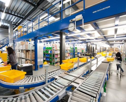 WISE - Supply Chain Management forbedrer strømmen av materialer