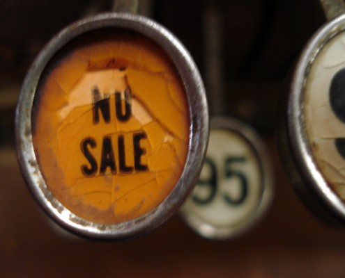 Fewer Lost Sales