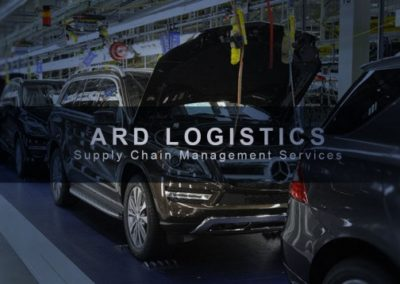 ARD Logistics Drives WISE Automotive Sequencing, WISE WMS, & ERP Software