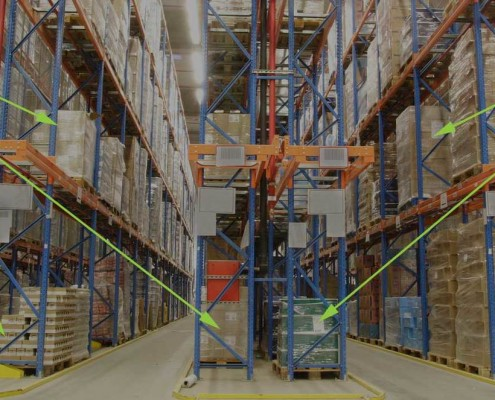 Gain Efficiencies – with: WISE – RFID Technology