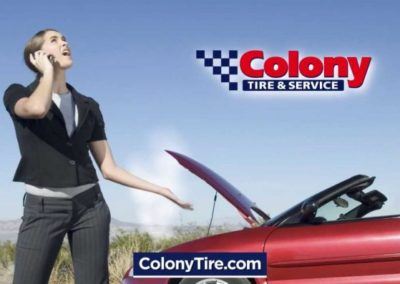 Colony Tire chooses Royal 4's WISE