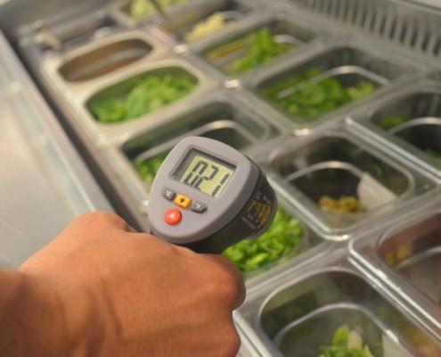 Maintain Food Compliance