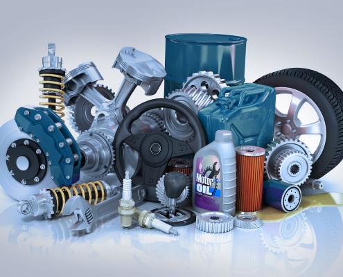 Auto Parts Warehousing
