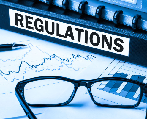 REGULATIONS AND COMPLIANCE