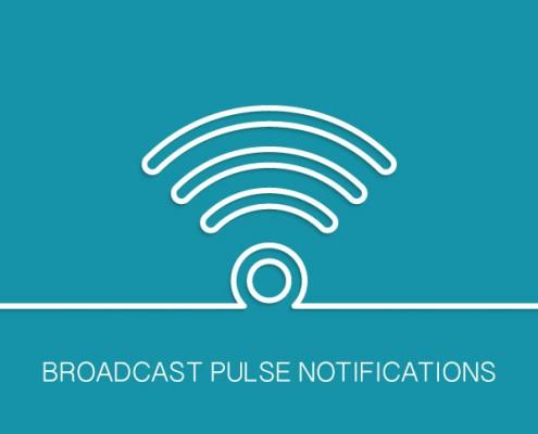 Broadcast Pulse