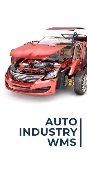 Automotive Industry WMS
