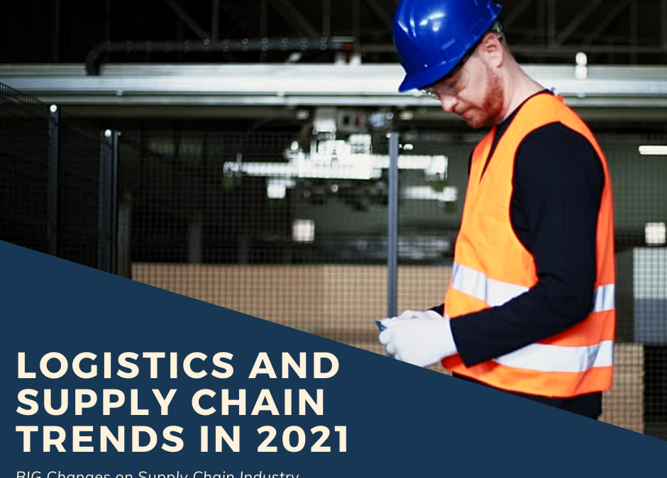 LOGISTICS AND SUPPLY CHAIN TRENDS IN 2021