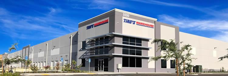 Tyre's Warehouse