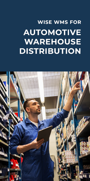 Automotive Warehouse Distribution